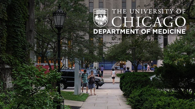 University of Chicago – Department of Medicine – Educating